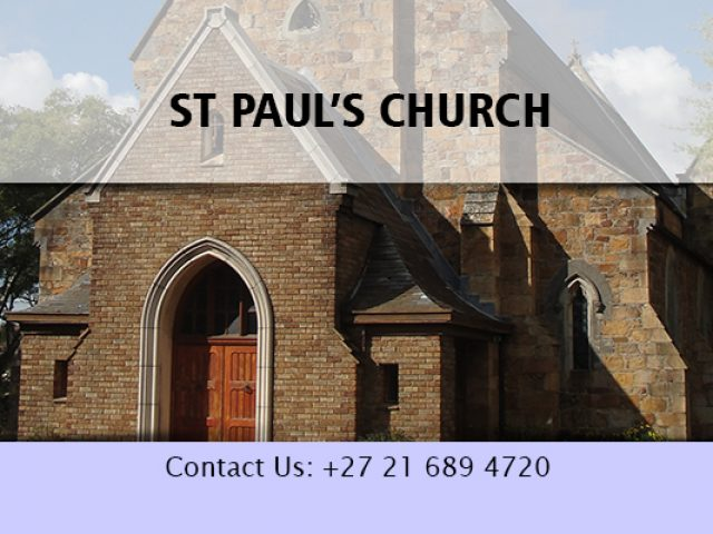 St Paul's Church Rondebosch